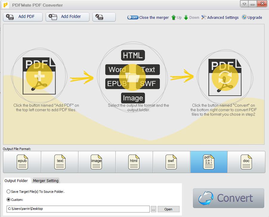 آموزش ایندیزاین؛ تغییر اندازه کتاب و سند و فایل PDF در ایندیزاین