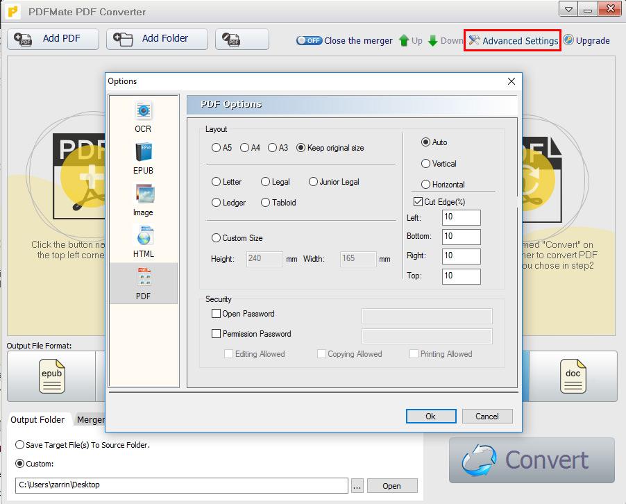 آموزش ایندیزاین؛ PDFMate PDF Convertor ، برنامه تغییر سایز فایل های پی دی اف